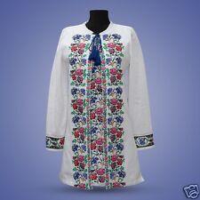 Ukrainian embroidered costume, sorochka, shirt, dress, vyshyvanka. Sizes S-XXL
