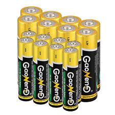 NUEVO 8pcs AAA+ 8pcs AA Pilas Alcalinas 1.5vV Mayoreo uso individual Baterías