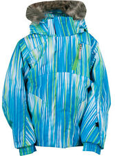 $150 NEW SPYDER KIDS SKI SNOWBOARD TODDLER BITSY LOLA JACKET 2 YRS OLD EU 86