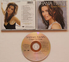 Shania Twain - Come On Over (1999)