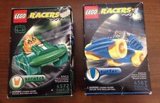 NEW LEGO RACERS SET OF 2 Scratch 4572 & Surfer 4567 Unopened Boxes, Free Ship