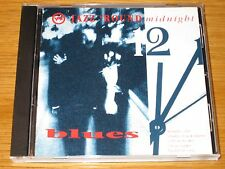 """Jazz Round Midnight: Blues"" - VARIOUS ARTISTS - VERVE CD - USED / PERFECT"