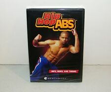 NEW Hip Hop ABS Shaun T - Hips, Buns, And Thighs DVD 2007 Beachbody Sealed