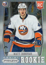 2012-2013 PANINI PRIZM MATT DONOVAN RC HOCKEY CARD