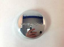 Vision Wheels Shockwave 539 Chrome Custom New Logo Wheel Center Cap C539-V VIS50