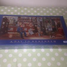 NEW A Day To Remember LES RAY 2000 Gibsons Super Deluxe Jigsaw Puzzle 636 Pieces