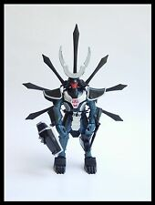 "RONIN WARRIORS * TALPA * 6"" TALL ACTION FIGURE (MISSING SOME WEAPONS)"