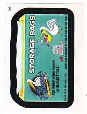 2016 Topps MLB Wacky Packages #69 Myrtle Beach Pelicans Storage Bags