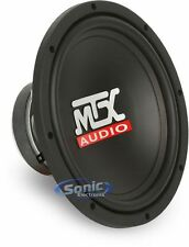 "MTX TN10-04 150W RMS 10"" Single 4 ohm Terminator Series Car Subwoofer"