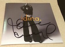 IDINA MENZEL SIGNED SELF TITLED CD 9/23 BARNES & NOBLE EVENT NYC WICKED FROZEN