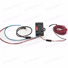 Universal Radio Resistive Steering Wheel Control Interface Adaptor Mini Jack IR