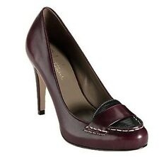 COLE HAAN Violet Penny High heel loafer Pumps SZ 10 New $278