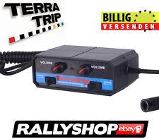 Terratrip Terraphone PLUS PROFESSIONAL V2 PELTOR Verstärker Gegensprechanlage