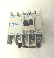 MITSUBISHI SR-N5 CONTACTOR RELAY COIL 200V/50HZ, 200-220V/60HZ