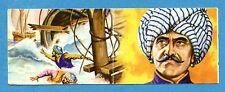 I GRANDI DELLA STORIA Figurina/Sticker n. 229+230 - SOLIMANO IL MAGNIFICO -New