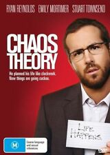 Chaos Theory [ DVD ] Region 4, Fast Next Day Post...7866