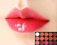 New Shimmer for Lip Palette Warm Nude Matte Cosmetic Concealer 15 Colors/box