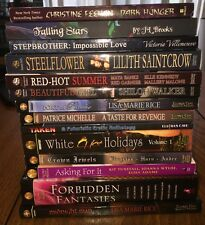 ELLORA'S CAVE LOT of 14 Samhain Erotica Jaid Black Lisa Marie Rice Maya Banks