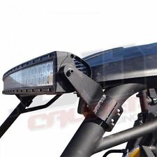 "Clamp-on Roll Cage LED 50"" Light Bar Brackets fit Yamaha Viking UTV side by side"