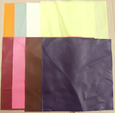 Latex Sheets - 8 Sheets in different colours