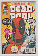 Deadpool #5 1997 Marvel Comics Wade Wilson Joe Kelly Ed McGuinness 1st print HOT
