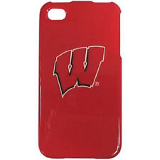 Wisconsin Badgers iphone 4  4s case cover (NEW) NCAA CDG phone cell