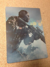 * CALL OF DUTY GHOSTS * Steelbook Case Only * NO GAME * for PC PS3 Xbox 360 etc