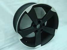 "18"" RS3 Style Wheels 5X112 +35MM Rims Fit Audi A3 TT VW Golf Jetta Gti Passat"