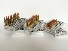 6.5mm Creedmoor Ammo Reloading Tray ( CNC Machined Aluminum )