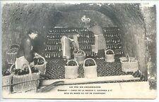 CP 51 Marne - Epernay - Champagne C. Gauthier & Cie - Mise en masse du vin