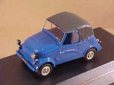 1/43 DIECAST IST SMZ S3A 1967 LIGHT BLUE