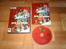 LES SIMS 2...au fil des saisons...jeu complet...sur PC