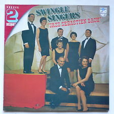 SWINGLE SINGERS Jazz Sebastien Bach 6680279