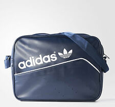 New Adidas Perforated  Airliner Bag/messenger bag/school bag/travel/gym/student