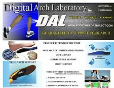 TOP QUALITY x3 Pair Custom Orthotics on EBAY FOR 10 YEARS +  Foot Support Arch
