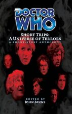Big Finish Short Trips #3 Doctor Who: A UNIVERSE of TERRORS Hardcover Book  New