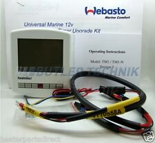 WEBASTO Timer programmer ideal for Thermo Top water heaters 12 v | 4110551A
