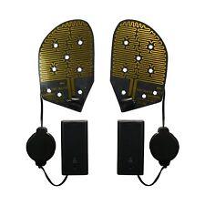 Battery Heated Shoe Insoles Warmer Electric Feet Heater Winter Boot Foot