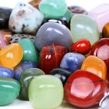 1/2 lb Bulk Mixed Natural Assorted Tumbled Stones Crystal Healing Reiki 10-25mm