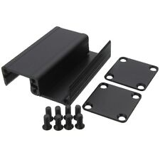 one - 3Assorted Extruded Aluminum Project Box Enclosure Electronic DIY Case