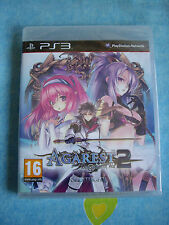 Agarest Generations of War 2 - Ps3 - Nuevo Precintado - Edicion España