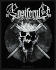 "Ensiferum "" Teschio "" Patch/Cucire-su Patch 602570 #"