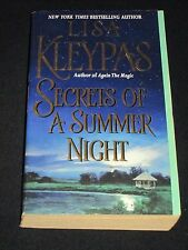 msm* SALE : LISA KLEYPAS ~ SECRETS OF A SUMMER NIGHT
