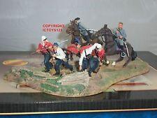 Conte DT59007 don troiani guerre civile d'abord à manassas toy soldier set part 2