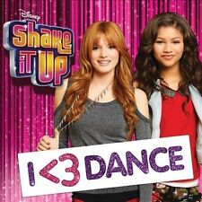 SHAKE IT UP CD - I  3 DANCE (2013) - NEW UNOPENED - DISNEY