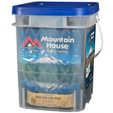 12 - Mountain House Classic Assortment Buckets -  348 Servings Freeze Dried Food
