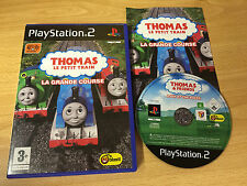 PS2 : thomas le petit train : la grande course
