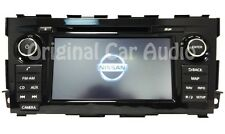 Nissan OEM Radio GPS Navigation MP3 CD Player AUX