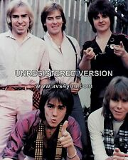 """Bay City Rollers 10"""" x 8"""" Photograph no 25"""