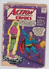 Action Comics #242 1st Brainiac -- rumored movie villain! Justice League